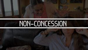 non-concession
